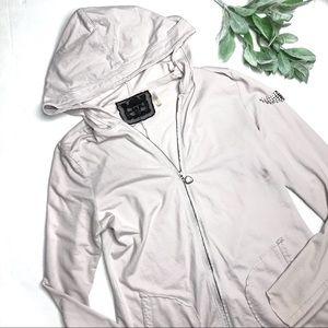TWISTED HEART   sz XL tunic zip up hoodie